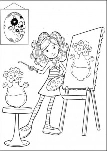 coloring page Groovy Girls (47)