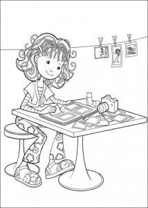 coloring page Groovy Girls (48)
