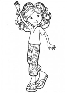 coloring page Groovy Girls (9)