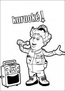 Malvorlagen Great Chris Karaoke