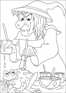 coloring page Halloween (108)