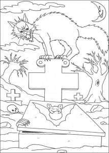 coloring page Halloween (110)
