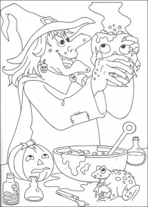 coloring page Halloween (111)