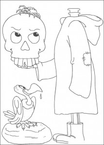 coloring page Halloween (115)