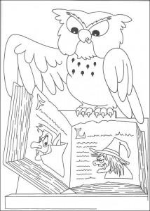 målarbok Halloween (120)