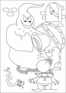 coloring page Halloween (126)