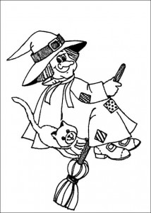 coloring page Halloween (128)