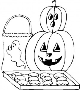 coloring page Halloween (15)