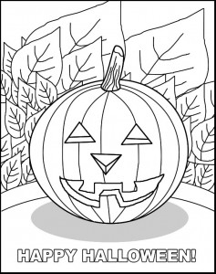 coloring page Halloween (23)