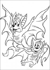 coloring page Halloween (24)