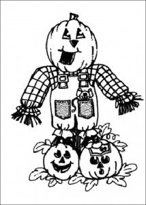 coloring page Halloween (30)