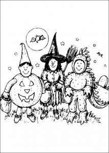 coloring page Halloween (38)