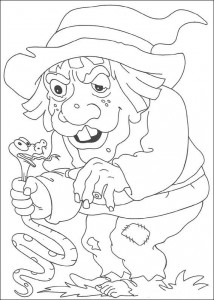 coloring page Halloween (40)
