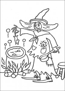coloring page Halloween (42)