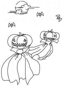 coloring page Halloween (50)