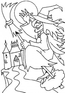 coloring page Halloween (69)