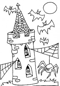 coloring page Halloween (70)