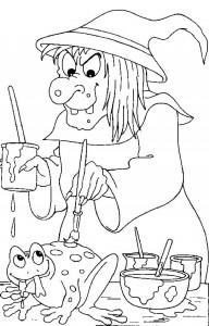coloring page Halloween (74)