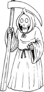 kleurplaat Halloween (86)