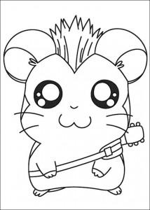 coloring page Ham-skinker (1)
