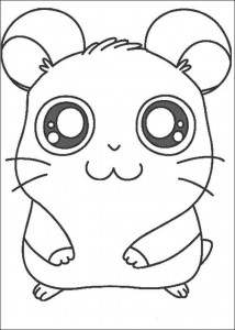 coloring page Ham-skinker (10)