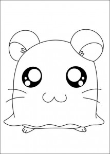 coloring page Ham-skinker (12)