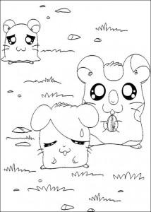 coloring page Ham-skinker (16)