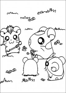 coloring page Ham-skinker (18)