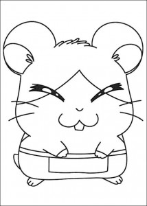 boyama sayfası Ham-jambon (2)