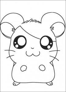 coloring page Ham-skinker (3)