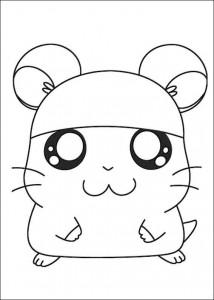 coloring page Ham-skinker (5)