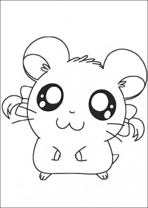 coloring page Ham-skinker (7)