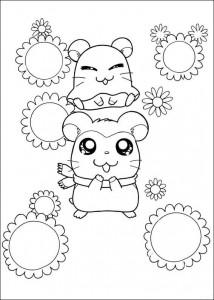 coloring page Ham-skinker (9)