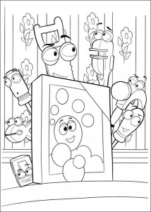 coloring page Handy Manny (12)
