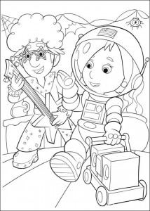 coloring page Handy Manny (20)