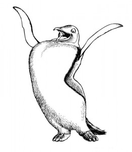 coloring page Happy Feet (3)