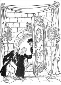 coloring page Harry Potter (14)