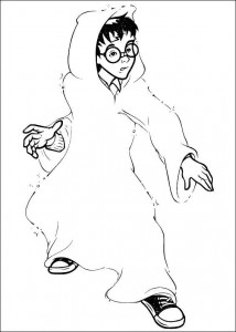 coloring page Harry Potter (17)