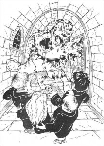 coloring page Harry Potter (19)