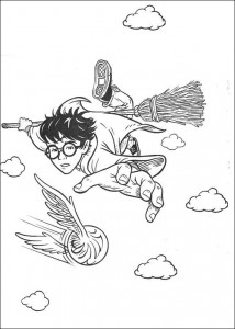 coloring page Harry Potter (21)