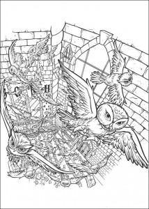 coloring page Harry Potter (22)