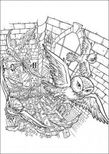 målarbok Harry Potter (22)