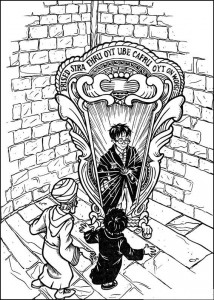 coloring page Harry Potter (25)