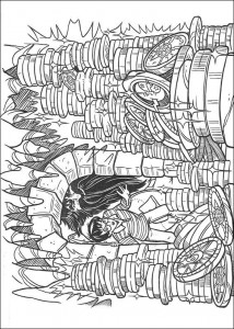 coloring page Harry Potter (26)