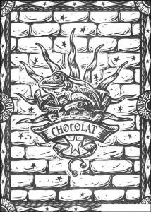 målarbok Harry Potter (55)