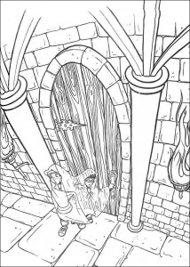 coloring page Harry Potter (57)