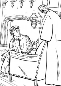 coloring page Harry Potter (67)