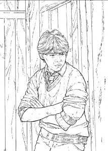 coloring page Harry Potter (71)