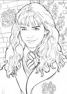 coloring page Harry Potter (73)