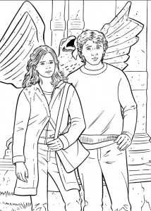 coloring page Harry Potter (75)